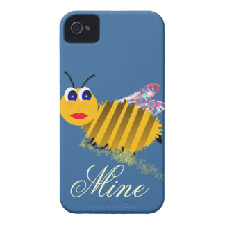 Bee Mine iphone covers