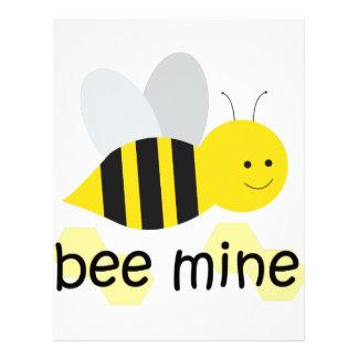 Bee Mine Letterhead