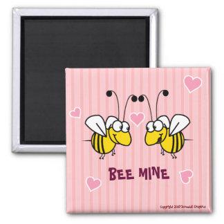 Bee Mine Magnet