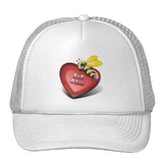 bee mine too trucker hat