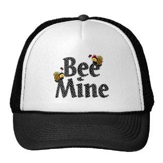 Bee Mine Valentine's Day Trucker Hat