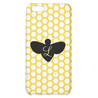 Bee Monogram iPhone 5C Cover