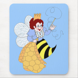 Bee Muse Mouse Pad
