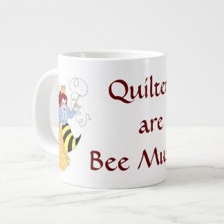 Bee Mused JumboMugs Large Coffee Mug
