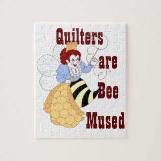 Bee Mused Puzzle
