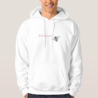 Bee my bridesmaid hooded sweatshirt