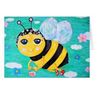 Bee My Honey Card