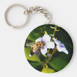 Bee My Honey Keychain