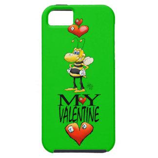 Bee my Valentine, iphone5 case. iPhone SE/5/5s Case