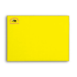 Bee Natural Treatment Free Envelope