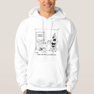 Bee Needs 50,000 Bedrooms Hoodie