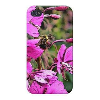 Bee Nice iPhone 4 Case