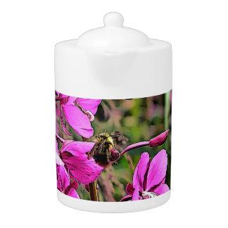 Bee Nice Teapot