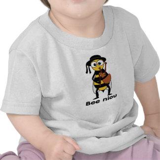 Bee niou camiseta