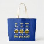 """""""Bee No Evil"""" Bees Bags"""
