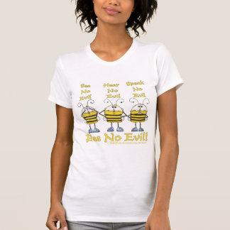 """""""Bee No Evil"""" Bees Tee Shirt"""