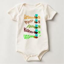 Bee nz baby bodysuit