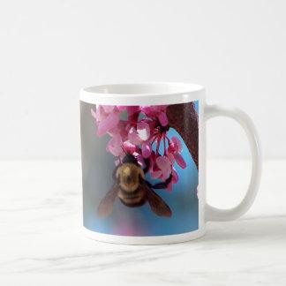 Bee on a Blossom Mug