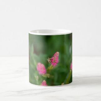 Bee on a Flower Mug
