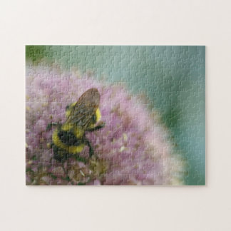 Bee On A Flower Puzzle