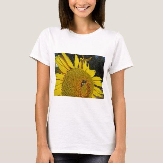 Bee on a Sunflower T-Shirt