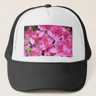 Bee on Azalea Trucker Hat