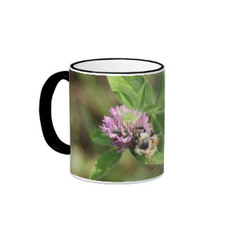 Bee on Clover Mug