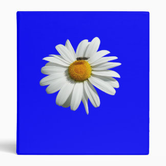 Bee on Daisy Customizable Color Binder
