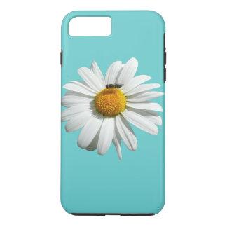 Bee on Daisy Customizable Color iPhone 8 Plus/7 Plus Case