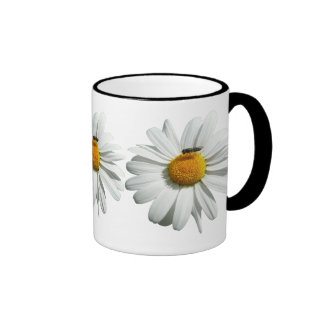 Bee on Daisy Mug