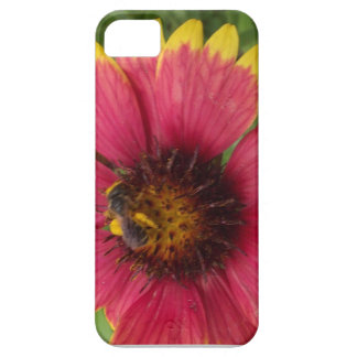 Bee on Flower Phone Case iPhone 5 Cases