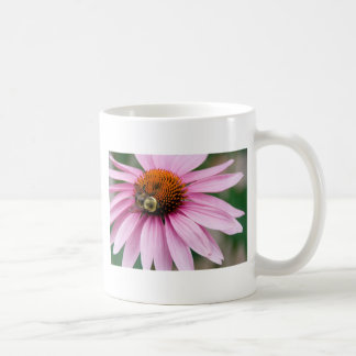 Bee On Pink Coffee Mug