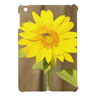 Bee on Sunflower Case For The iPad Mini