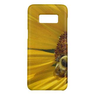 Bee on Sunflower Case-Mate Samsung Galaxy S8 Case