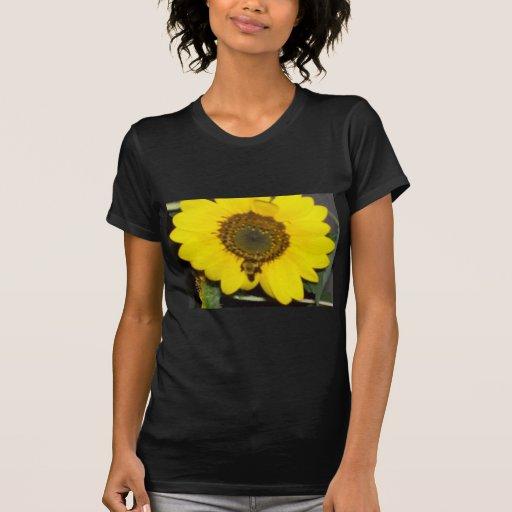 Bee on Sunflower Tshirt