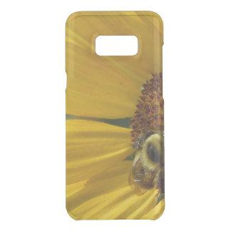 Bee on Sunflower Uncommon Samsung Galaxy S8+ Case