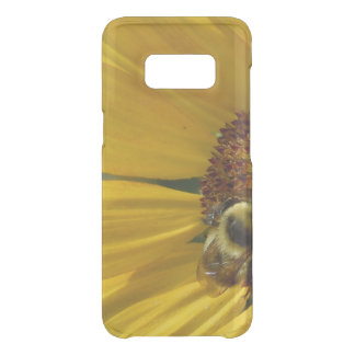 Bee on Sunflower Uncommon Samsung Galaxy S8 Case