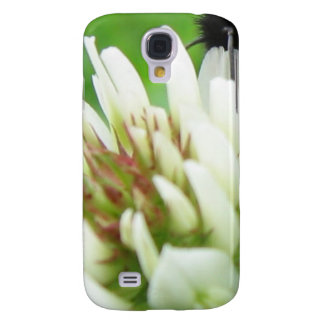 Bee on the Flower Galaxy S4 Cover