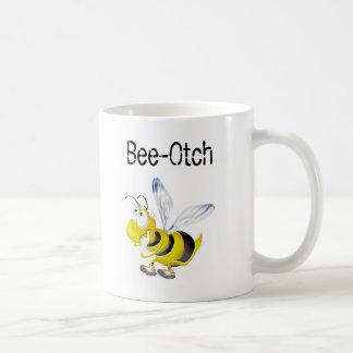 Bee-Otch Coffee Mug
