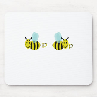 Bee p Bee p Mouse Pad
