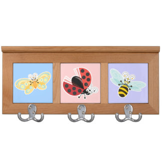 Bee_pastels de Wing-Nutz™_ladybug_butterfly_bumble