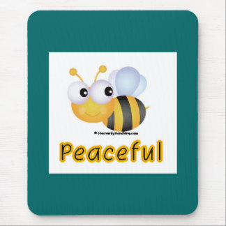 BEE Peaceful Mouse Pad