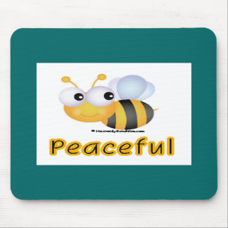 BEE Peaceful Mouse Pads
