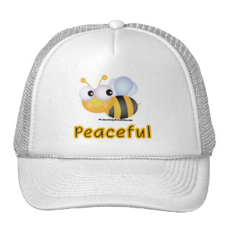 BEE Peaceful Trucker Hat
