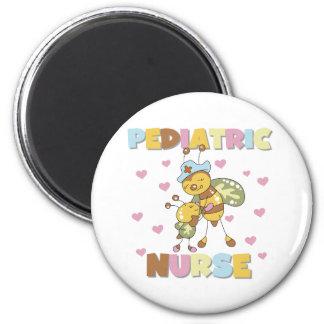 Bee Pediatric Nurse Magnet