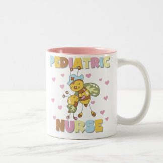 Bee Pediatric Nurse Mug