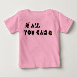 bee positive baby T-Shirt
