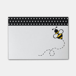Bee Post It Notes