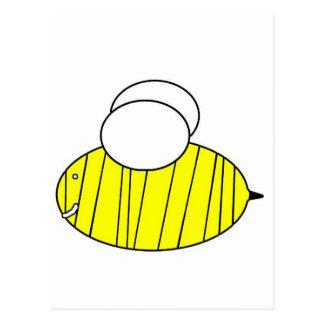 Bee! Postcard