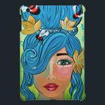 """Bee Queen iPad Mini Cover<br><div class=""""desc"""">Bee Queen</div>"""